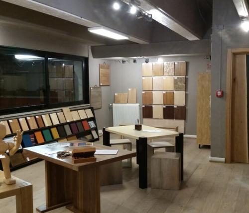 All Wood & Special Materials cresce e apre il proprio showroom