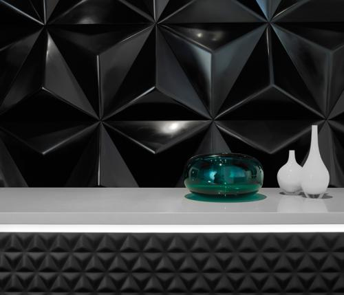 Corian by DuPont: design tecno