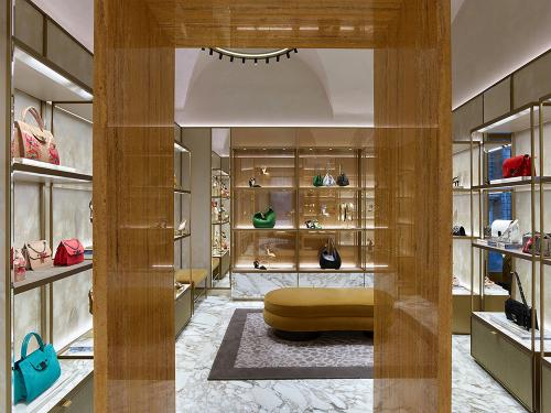 Jimmy Choo Rome Flagship