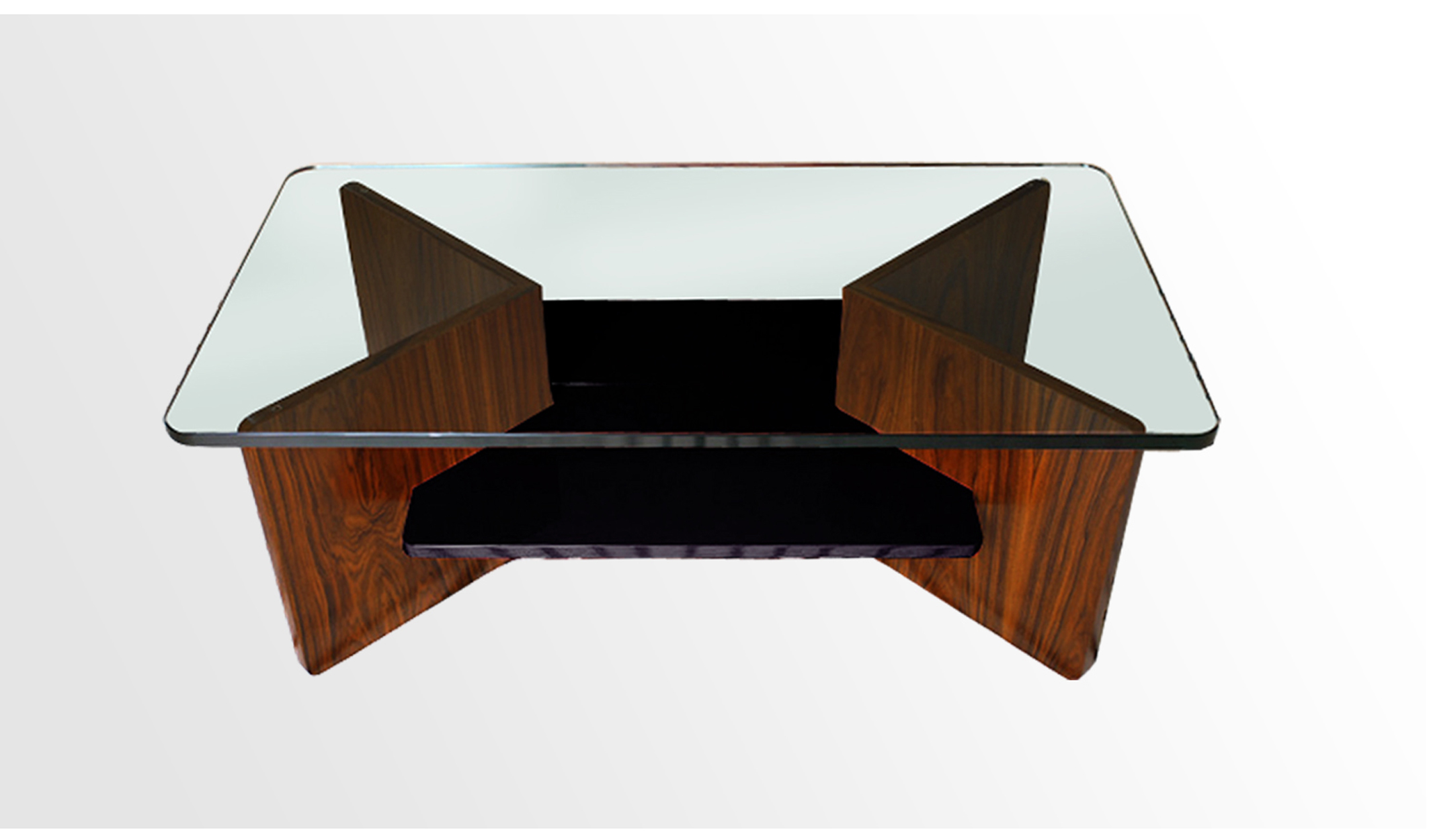 art deco coffee table. Black Bedroom Furniture Sets. Home Design Ideas