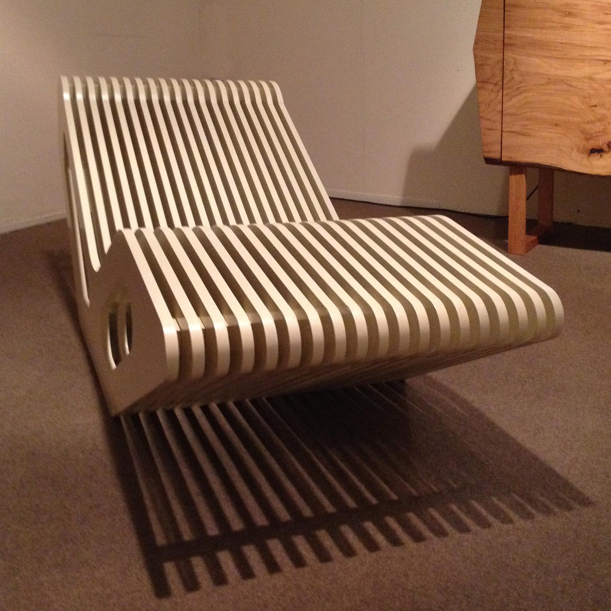 Chaise longue cl4m for Chaise longue d interieur design